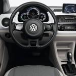 VW e-up! Armaturentafel