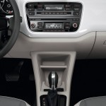 VW e-up! Mittelkonsole