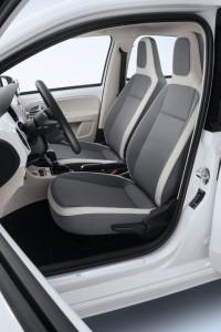 Volkswagen e-up! Sitze