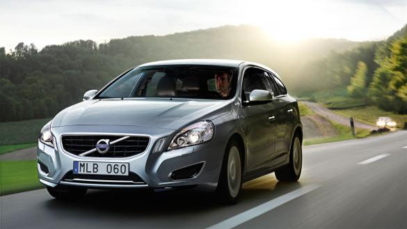 Volvo V60 Hybrid 5 Sterne im Euro NCAP