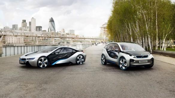BMW i Born Electric Tour Düsseldorf