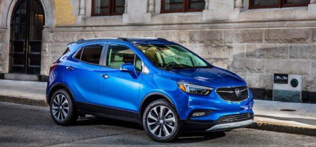 GM feilt am elektrischen Crossover auf Chevy-Bolt-Basis