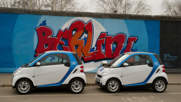 car2go Carsharing Studie