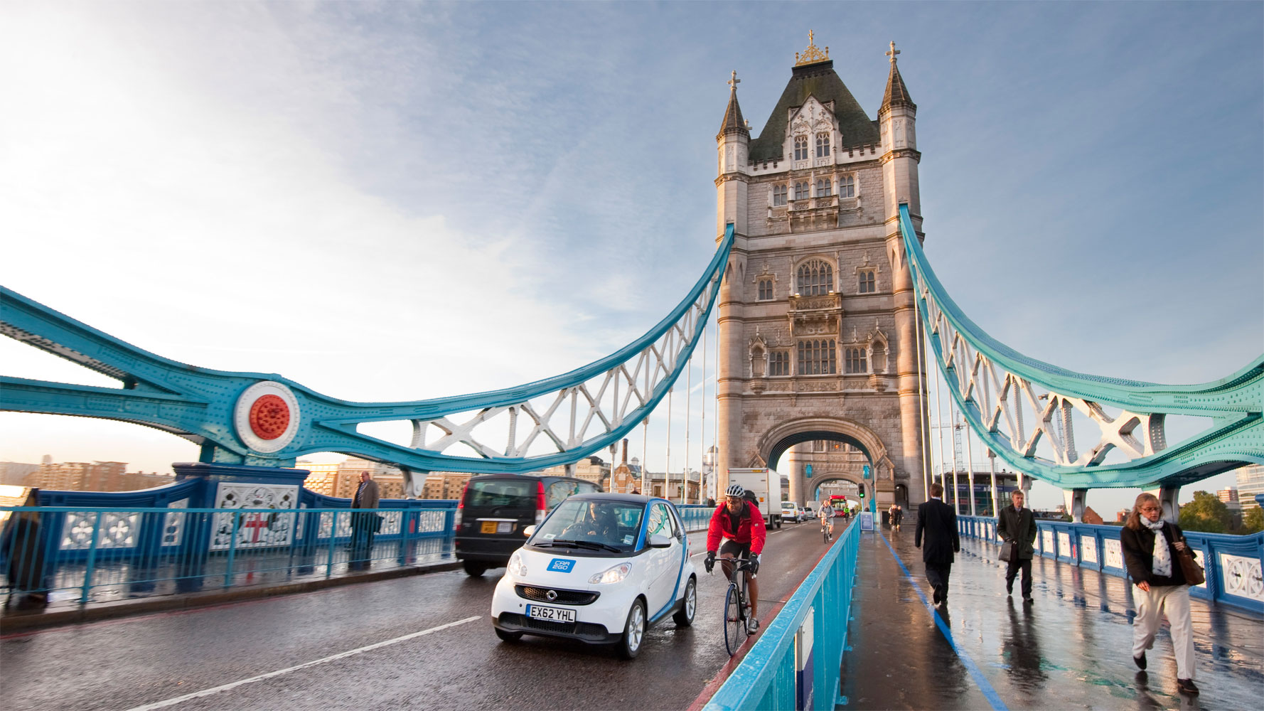 London Calling – car2go expandiert auf die Insel