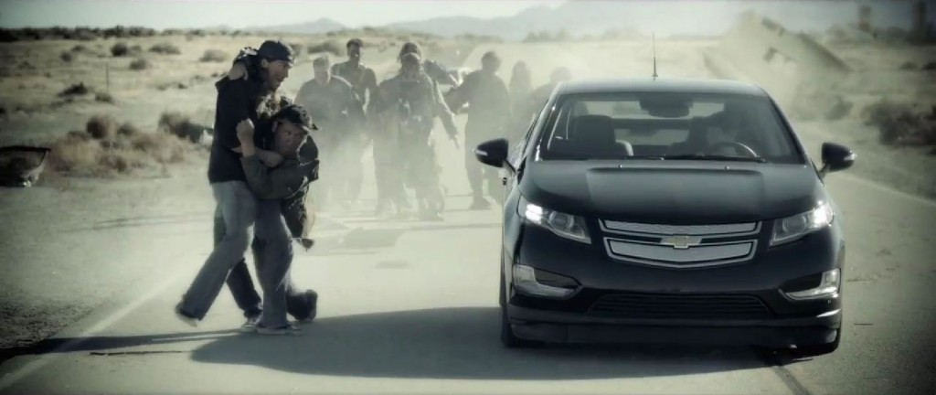 Chevy Volt Zombies
