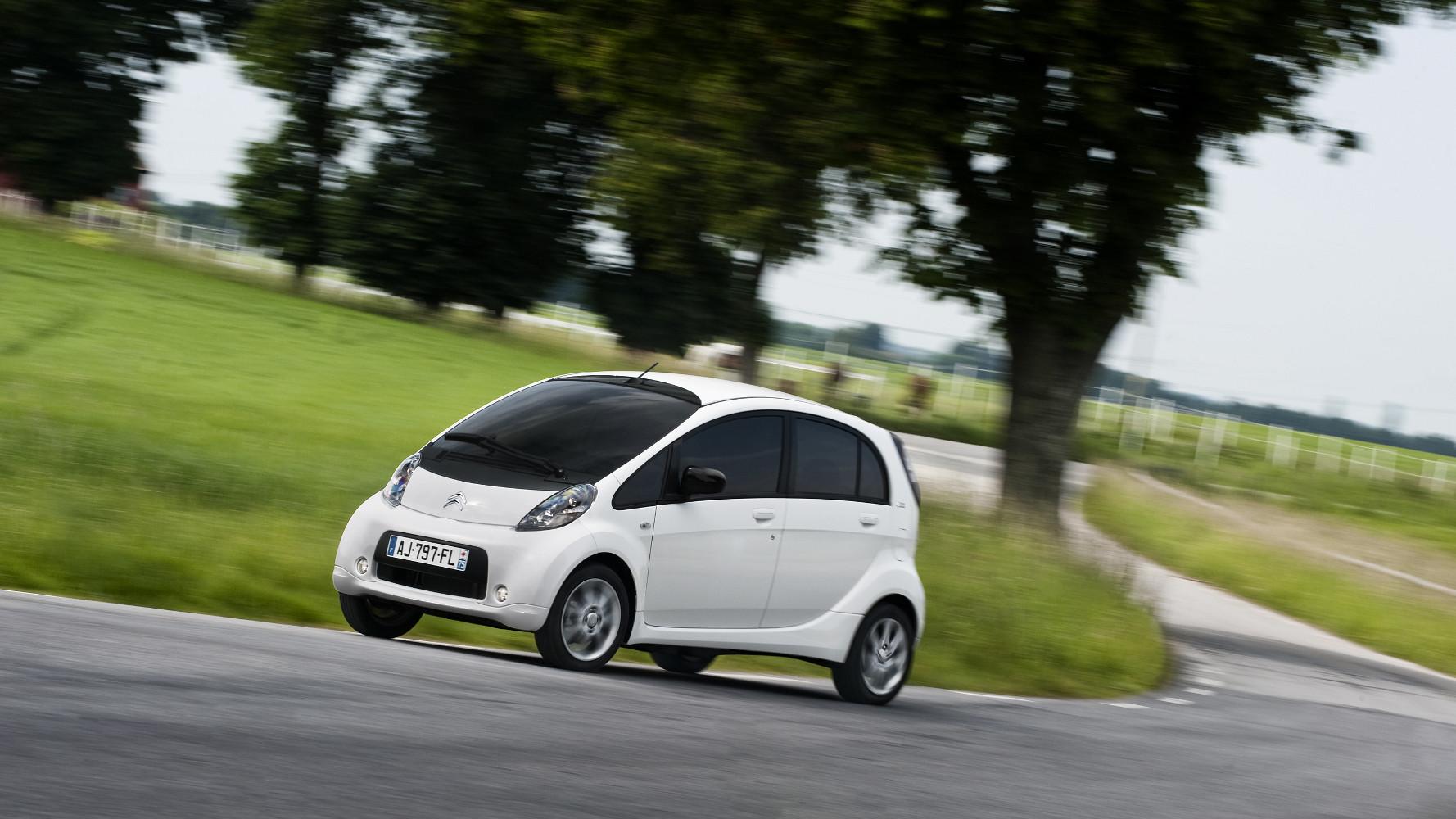 Citroën C-Zero wird leichter und stärker