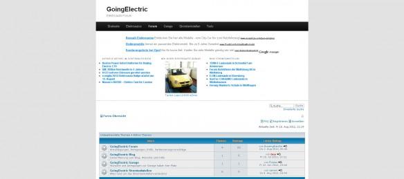 Elektroauto Forum