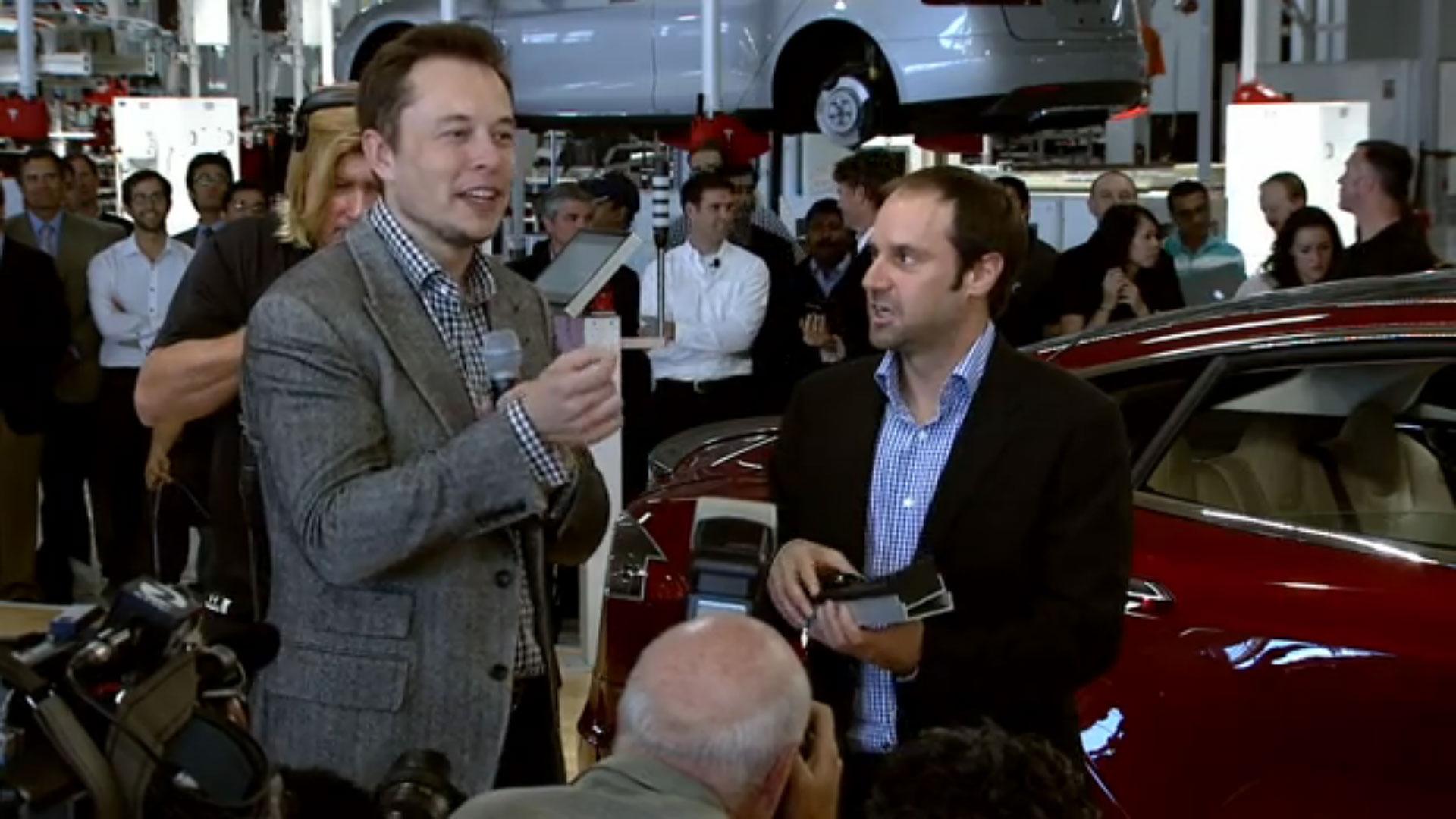 Elon Musk wettet wieder