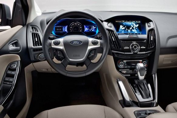 Ford Focus Electric WLAN