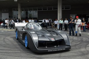 Monster Sport E-RUNNER Pikes Peak Special