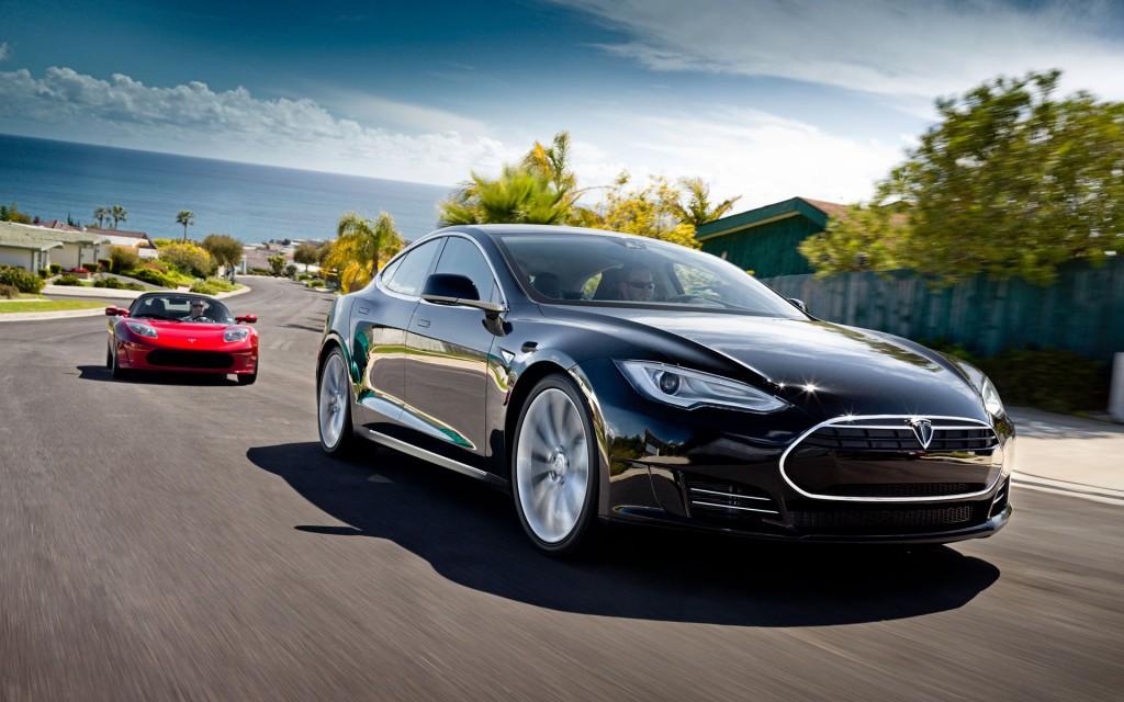 Tesla liefert etwa 3.000 Model S in 212 aus