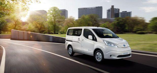 Nissan e-NV200 bekommt Batterie-Upgrade