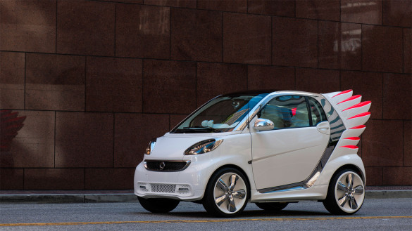smart forjeremy - smart fortwo electric drive