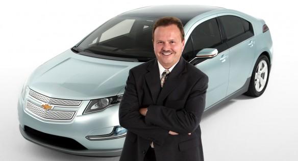 Fisker CEO Tony Posawatz
