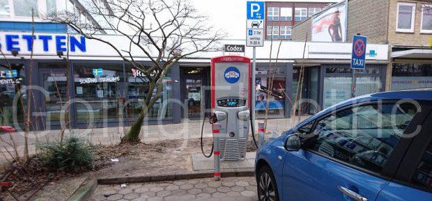 Tritium Veefil: Australische Schnellladesäulen für Hamburg