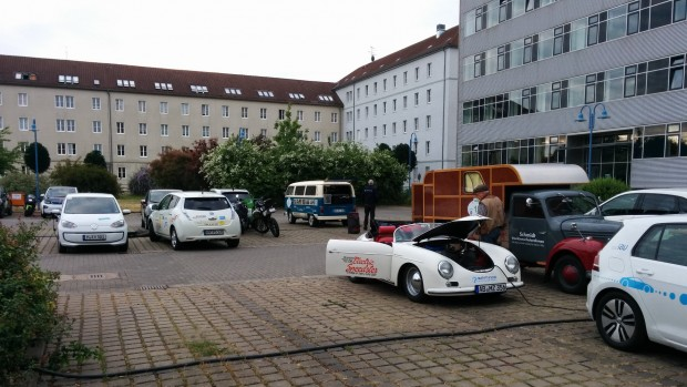 WAVE 2015 - Übernachtung in Magdeburg
