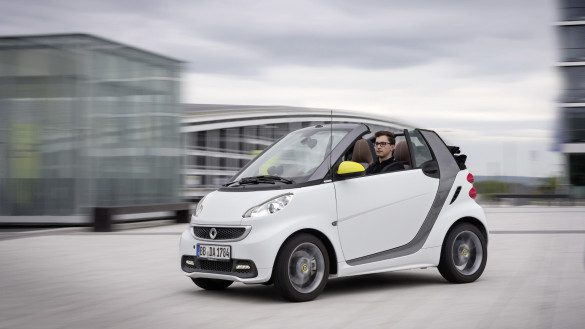 smart fortwo electric drive edition BoConcept